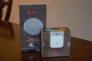 August Smart Lock and August Connect LNIB