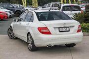 2011 Mercedes-Benz C250 CDI W204 MY11 BlueEFFICIENCY 7G-Tronic Avantgarde White 7 Speed Aspley Brisbane North East Preview
