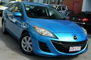 2009 Mazda 3 BL10F1 Neo Blue 6 Speed Manual Sedan Pearce Woden Valley Preview