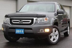 2011 Honda Ridgeline VP-ACCIDENT FREE+ONE OWNER