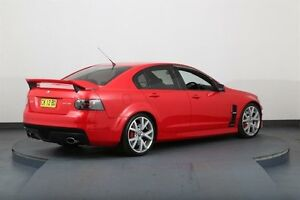 2007 Holden Special Vehicles GTS E Series Red 6 Speed Auto Active Sequential Sedan Smithfield Parramatta Area Preview