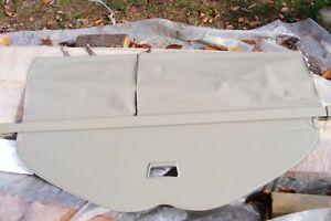 Nissan Murano Retractable Cargo Cover
