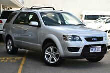 2009 Ford Territory SY TX Silver 4 Speed Sports Automatic Wagon Claremont Nedlands Area Preview
