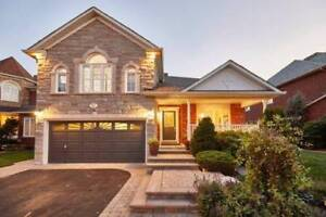 3+1 Bdrm Detached Ajax Home 3700 Sqft