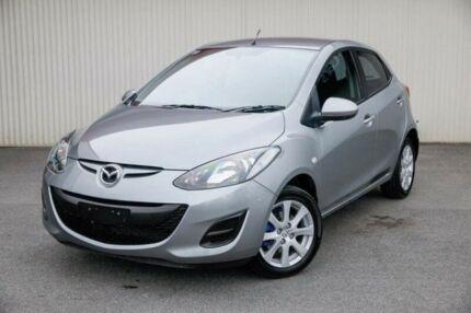 2014 Mazda 2 Grey Manual Hatchback