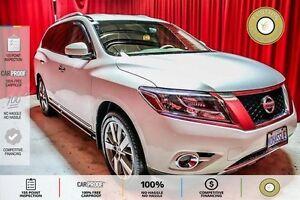 2014 Nissan Pathfinder Platinum NAVI! BACK UP CAM! HEATED SEATS!