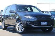 2012 Ford Territory SZ TS Seq Sport Shift Grey 6 Speed Sports Automatic Wagon Ringwood East Maroondah Area Preview