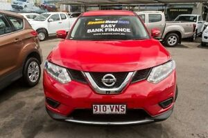 2014 Nissan X-Trail T32 ST X-tronic 4WD Burning Red 7 Speed Constant Variable Wagon Slacks Creek Logan Area Preview