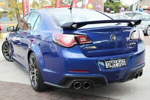 2016 Holden Special Vehicles GTS GEN-F2 MY16 Blue 6 Speed Manual Sedan Waitara Hornsby Area Preview
