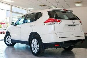 2016 Nissan X-Trail T32 ST X-tronic 4WD White 7 Speed Constant Variable Wagon Victoria Park Victoria Park Area Preview