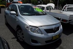 2009 Toyota Corolla ZRE152R Ascent 4 Speed Automatic Sedan Mudgee Mudgee Area Preview