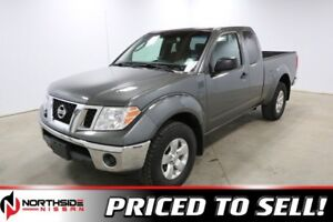 2009 Nissan Frontier 4WD KING CAB SE Accident Free,
