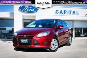 2014 Ford Focus SE Sedan **Bluetooth-Heated Seats**