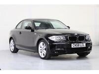 2008 BMW 1 SERIES 2.0 120D SE 2DR COUPE DIESEL