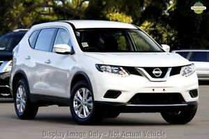 2015 Nissan X-Trail T32 ST-L X-tronic 2WD Ivory Pearl 7 Speed Constant Variable Wagon Hillcrest Logan Area Preview