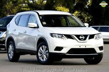 2015 Nissan X-Trail T32 ST-L (FWD) Ivory Pearl Continuous Variable Wagon Baulkham Hills The Hills District Preview