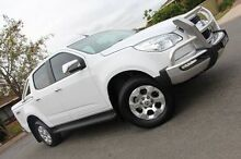2015 Holden Colorado  White Sports Automatic Utility Hillcrest Port Adelaide Area Preview