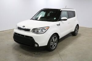 2014 Kia Soul SX Accident Free,  Navigation,  Leather,  Heated S