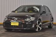 2015 Volkswagen Golf VII MY15 GTI DSG Black 6 Speed Sports Automatic Dual Clutch Hatchback Hendra Brisbane North East Preview