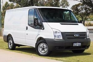 2012 Ford Transit VM 280 Low Roof SWB White 6 Speed Manual Van Wangara Wanneroo Area Preview