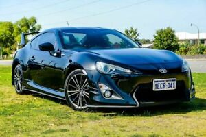 2012 Toyota 86 ZN6 GTS Black 6 Speed Manual Coupe