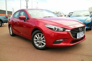 2016 Mazda 3 BN5278 Neo SKYACTIV-Drive Red 6 Speed Sports Automatic Sedan Wilson Canning Area Preview