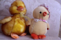 STUFFED EASTER TOYS**GOOD GIFT
