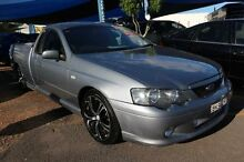 2004 Ford Falcon XR6 Grey Automatic Utility Colyton Penrith Area Preview