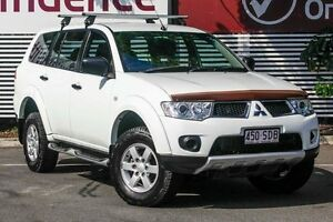 2011 Mitsubishi Challenger PB (KG) MY12 White 5 Speed Sports Automatic Wagon Mount Gravatt Brisbane South East Preview