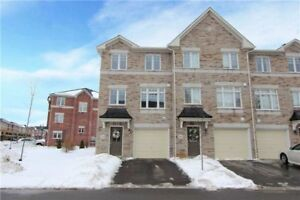 BOWMANVILLE NEWER TOWNHOME FOR SALE
