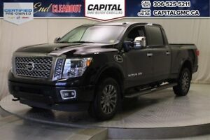 2016 Nissan Titan XD Platinum Reserve*LEATHER*