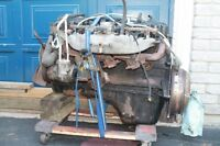 Jeep TJ Engines and other parts