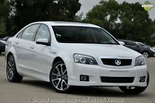 2015 Holden Caprice WN II MY16 V Phantom Black 6 Speed Sports Automatic Sedan West Perth Perth City Preview