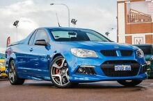 2015 Holden Special Vehicles Maloo GEN-F MY15 R8 Blue 6 Speed Sports Automatic Utility Fremantle Fremantle Area Preview