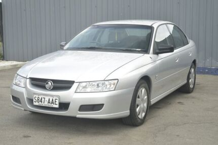 2005 Holden Commodore VZ Executive Silver 4 Speed Automatic Sedan Blair Athol Port Adelaide Area Preview