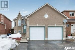 North Barrie NEWLY RENOVATED 2 BEDROOM Lower Unit !