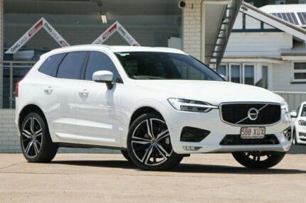 2018 Volvo XC60 UZ MY18 D5 AWD R-Design White 8 Speed Sports Automatic Wagon Moorooka Brisbane South West Preview