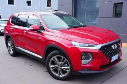 2018 Hyundai Santa Fe TM MY19 Highlander Horizon Red 8 Speed Sports Automatic Wagon Pearce Woden Valley Preview