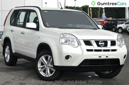 2011 Nissan X-Trail T31 Series IV ST 2WD White 6 Speed Manual Wagon Liverpool Liverpool Area Preview