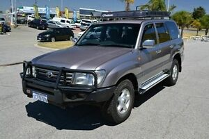 2004 Toyota Landcruiser 100 Series GXL HEAPS OF EXTRAS Gold 5 Speed Automatic Wagon East Rockingham Rockingham Area Preview