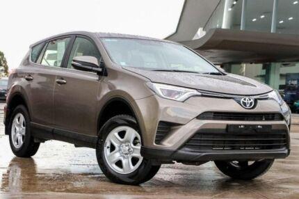 2016 Toyota RAV4 Bronze Sports Automatic Wagon