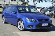 2012 Ford Falcon FG MkII XR6 Blue 6 Speed Sports Automatic Sedan Pearsall Wanneroo Area Preview