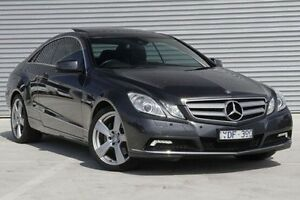 2011 Mercedes-Benz E250 CDI Grey Sports Automatic Coupe Ringwood East Maroondah Area Preview