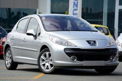 2007 Peugeot 207 A7 XT Silver 5 Speed Manual Hatchback