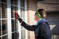 Professional Window cleaning + More