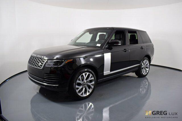 Image 10 Voiture Américaine d'occasion Land Rover Range Rover 2020