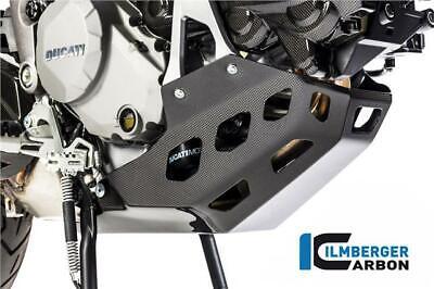 Ilmberger GLOSS Carbon Fibre Bellypan Ducati Multistrada 1200 DVT Enduro 2018