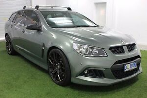 2013 Holden Special Vehicles Clubsport GEN-F MY14 R8 Tourer Grey 6 Speed Sports Automatic Wagon Moonah Glenorchy Area Preview