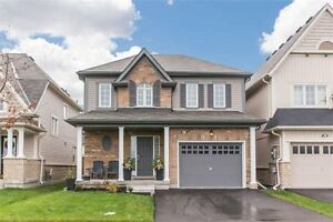 3 BR, 3WR, beautiful 2 year new, detach home Bowmanville