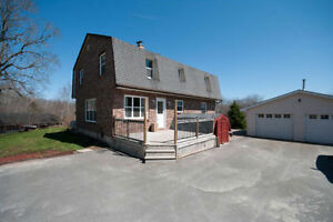 Fall River 2 Story Home For Sale - 4 BDRMS, 4 BATHS